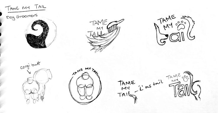 Tame my tail scribbles.jpg