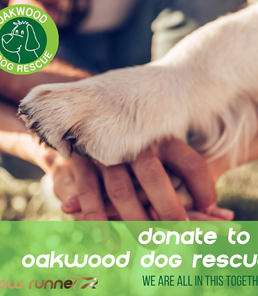 Oakwood Dog Rescue Donation