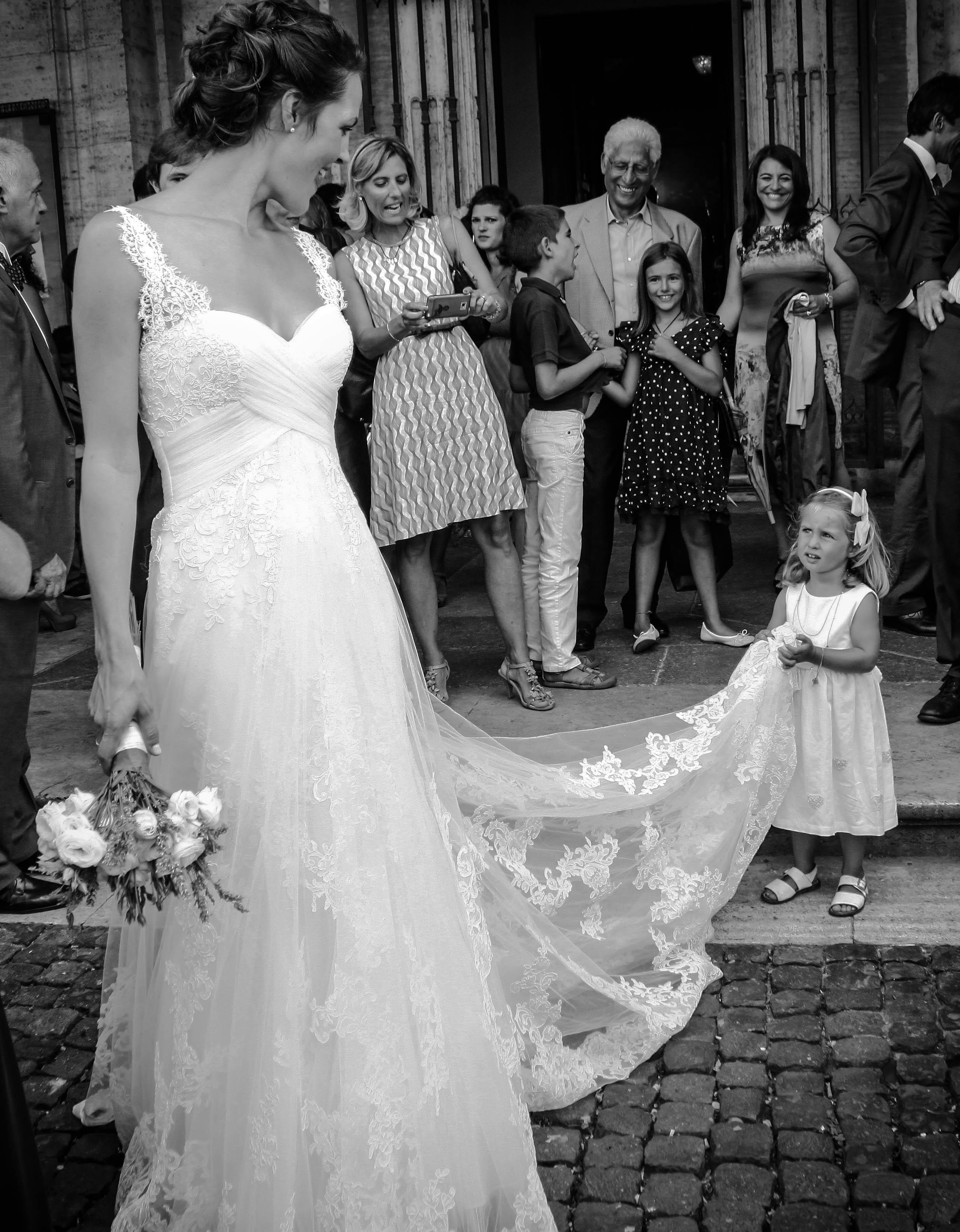 Bride's Little Helper