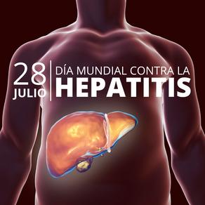 Día Mundial contra la Hepatitis 2020
