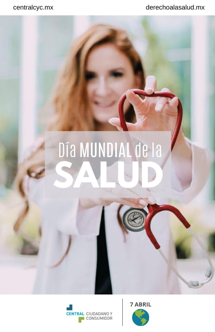 Comunicado Día Mundial de la Salud