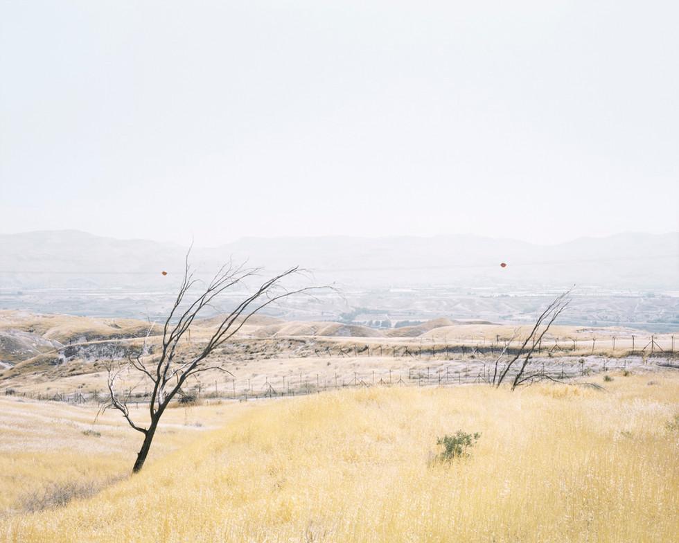Pieta (Diptych), Israeli - Jordanian Border, West Bank, 2017