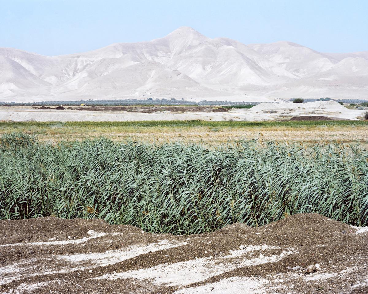 Landfill Site, Jordan River Valley, West Bank, 2017