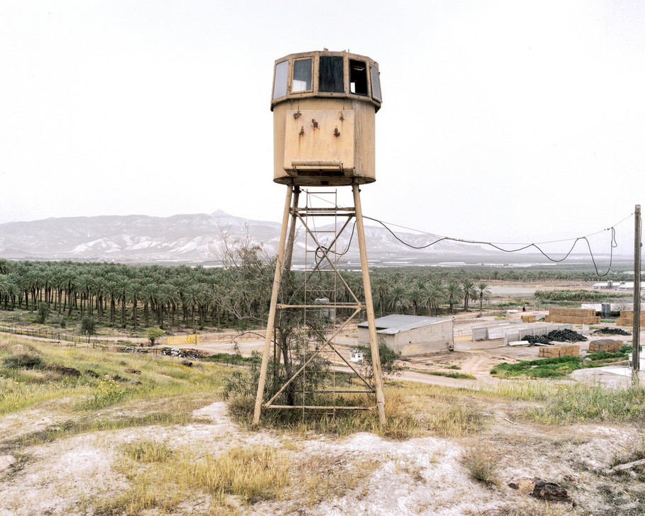 Watch Tower, Kibbutz Gilgal (North of Jericho), 2017