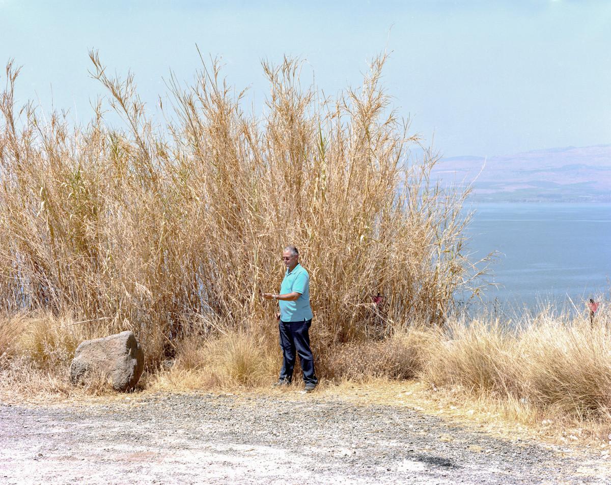 Mines, Sea Of Galilee, 2016