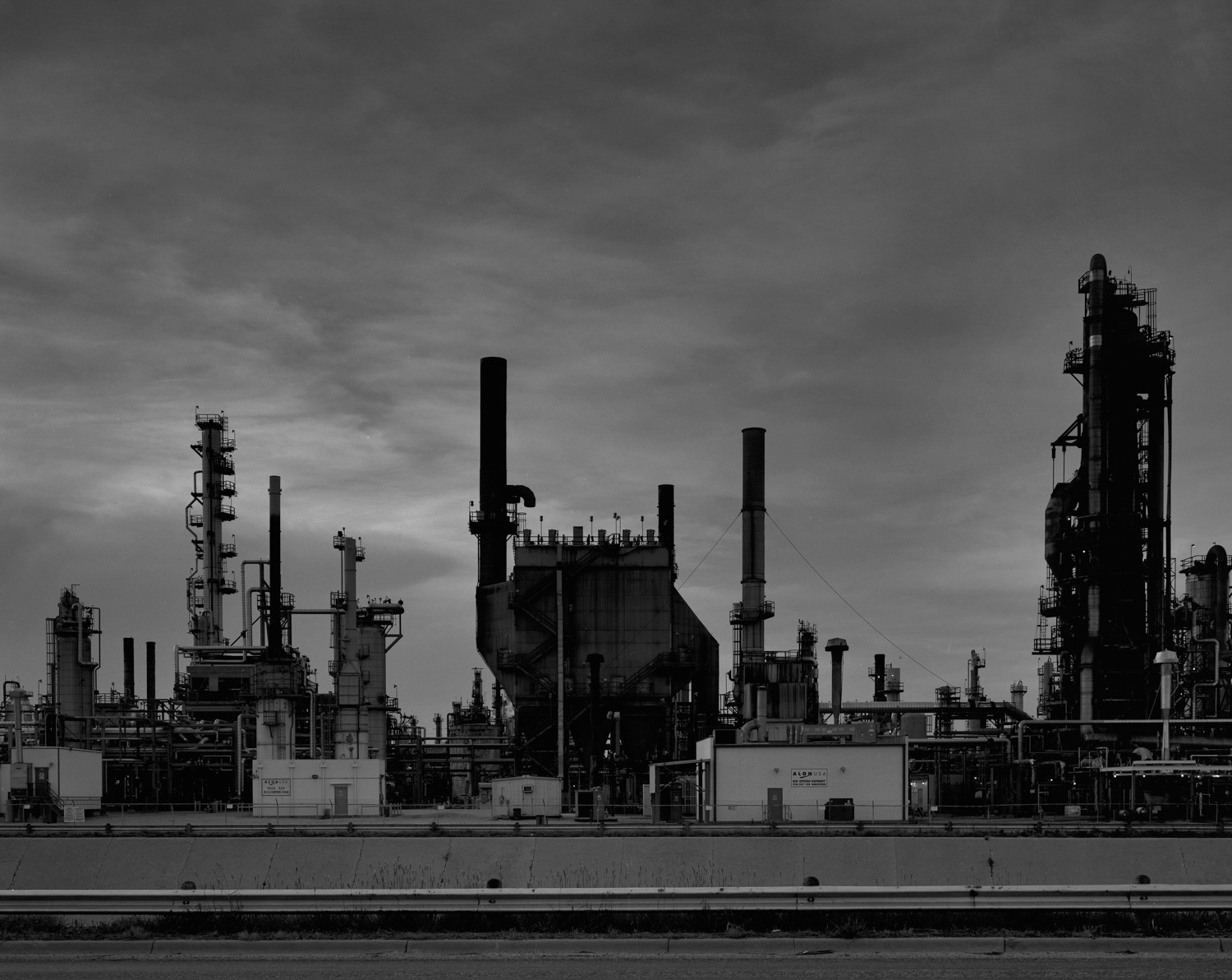 The military base at Big-Spring was transferred and the refinery which has been the main livelihood of the town for many years, is about to close down.