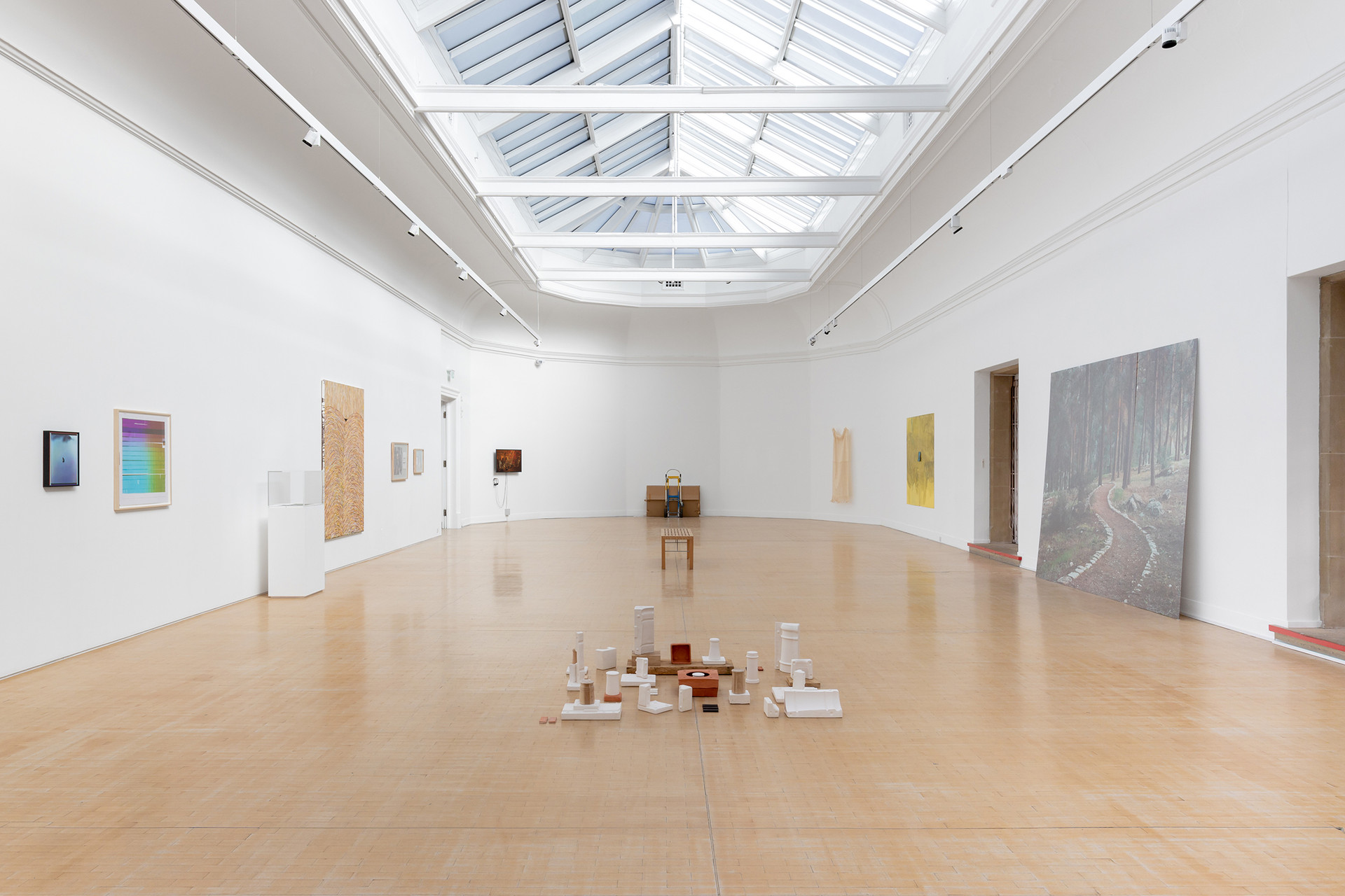 Bloomberg New Contemporaries 2019, Leeds Art Gallery, Courtesy @newcontemps Installation Photography by Jules Lister.