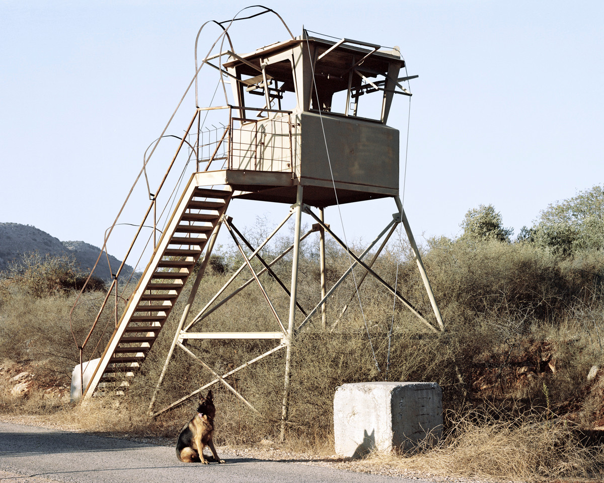 Watch Tower, Kibbutz Yiftach, 2014