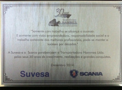 Suvesa - Scania