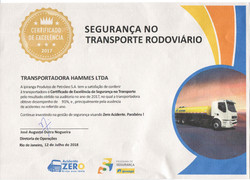 Segurança no Transporte Rodoviário