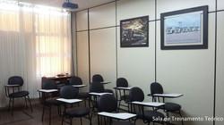 Sala de treinamento teórico