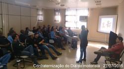 Confraternização Dia do Motorista