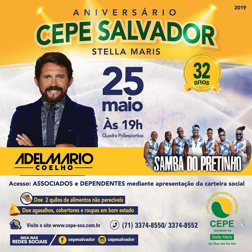 Aniversário do CEPE-Salvador