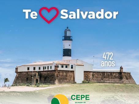 Salve, Salvador!