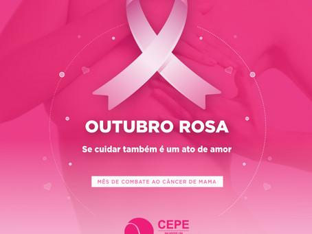 Outubro Rosa: se cuidar é um ato de amor