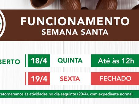 Confira o funcionamento do CEPE Salvador durante o feriado