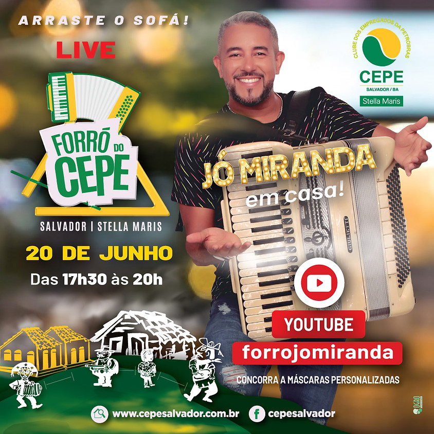 Live Forró do CEPE