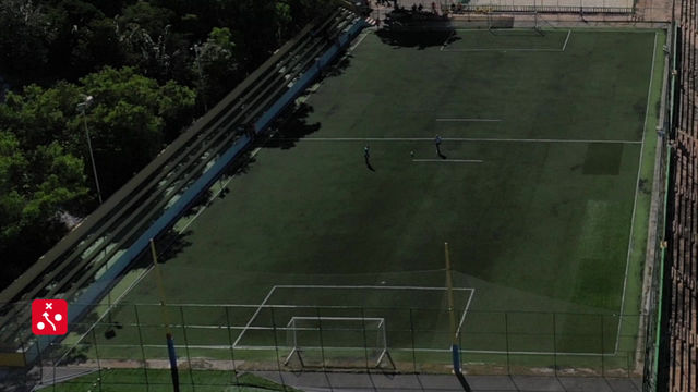 Associado pratique atividade física  gratuitamente com Funcional Fut do CEPE Stella Maris