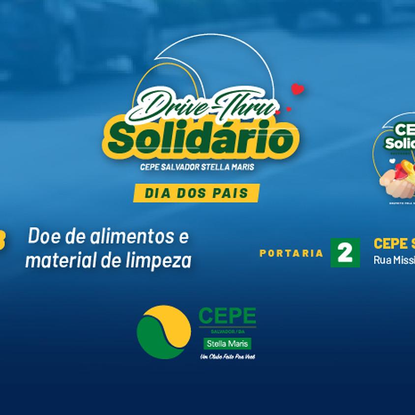 Drive-Thru Solidário no Dia dos Pais