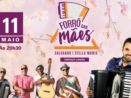 Vai ter muito forró com Zé de Tonha e Marquinhos Café no sábado (11/5)