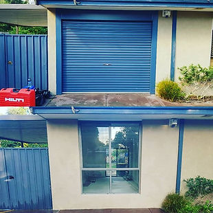 Our latest garage to bedroom conversion
