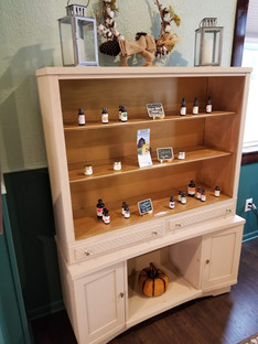 Essential Oils & Healing Tinctures