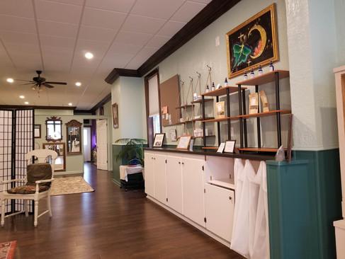 Sip Your Tea & Browse Our Shop