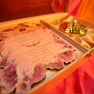 Luxury Invitation Cards