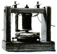 первый в мире телефонный аппарат