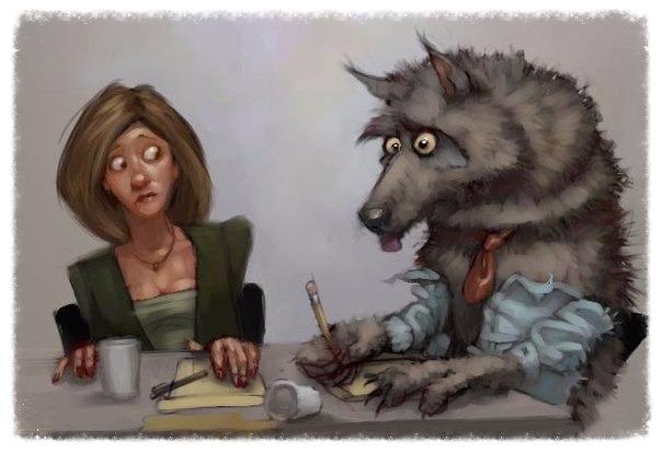 Папе открытку, работа не волк в картинках