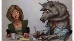 Работа не волк, в лес не убежит!