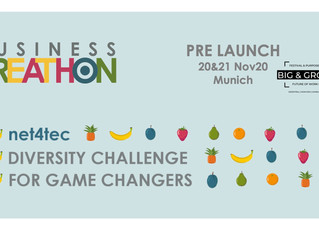 Business Creathon _ the diversity business challenge for game changers