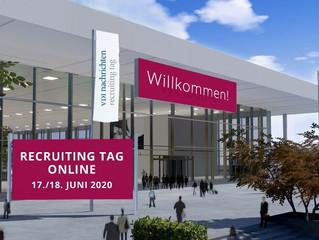 VDI Recruiting Tag ONLINE _ Why Consult berät Sie am 17.06.2020 von 13 Uhr bis 18 Uhr