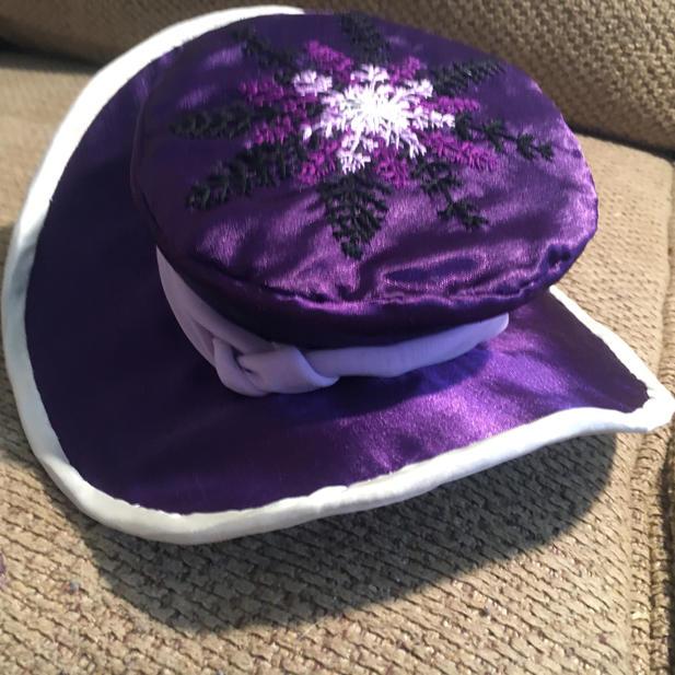 Snowflake Hat