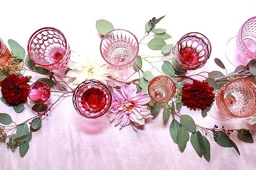 Pink Blush Goblets