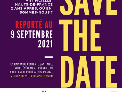 SAVE THE DATE : ATTENTION REPORT Intelligence artificielle en Hauts-de-France - 2 ans après!
