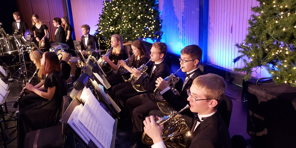 CSYSA Holiday Spectacular Concert