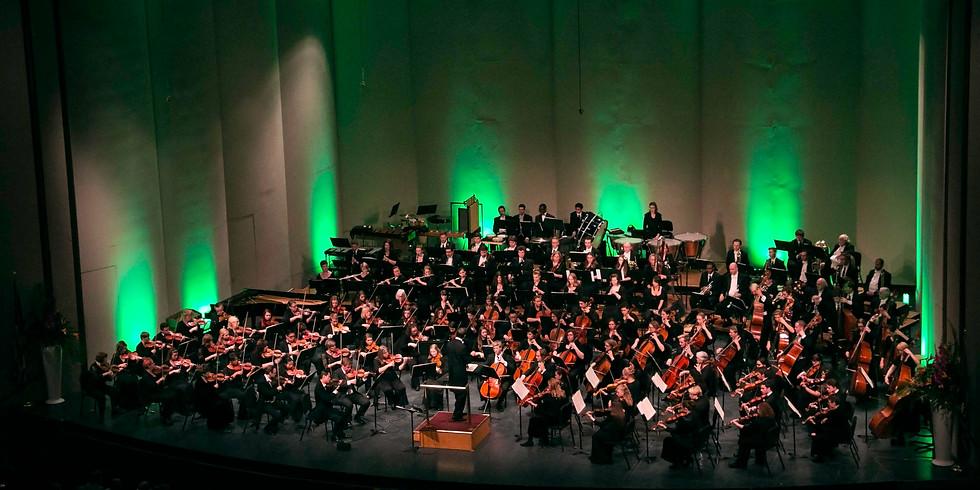 CS Youth Symphony/Wichita Youth Symphony Combined Concert