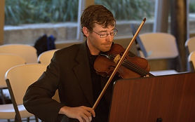 Conductor of Allegro String Orchestra