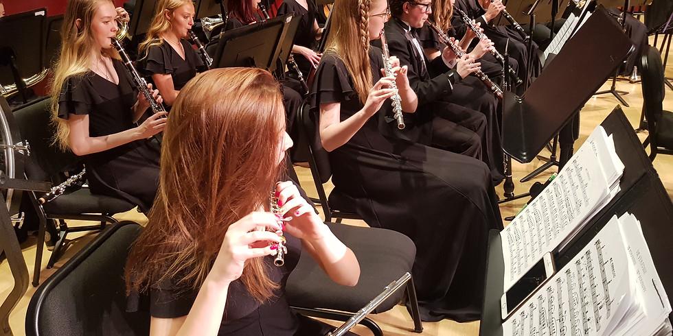 Spring Concert Recording - BW, AMA, ALG, VIV, Percussion Ensemble