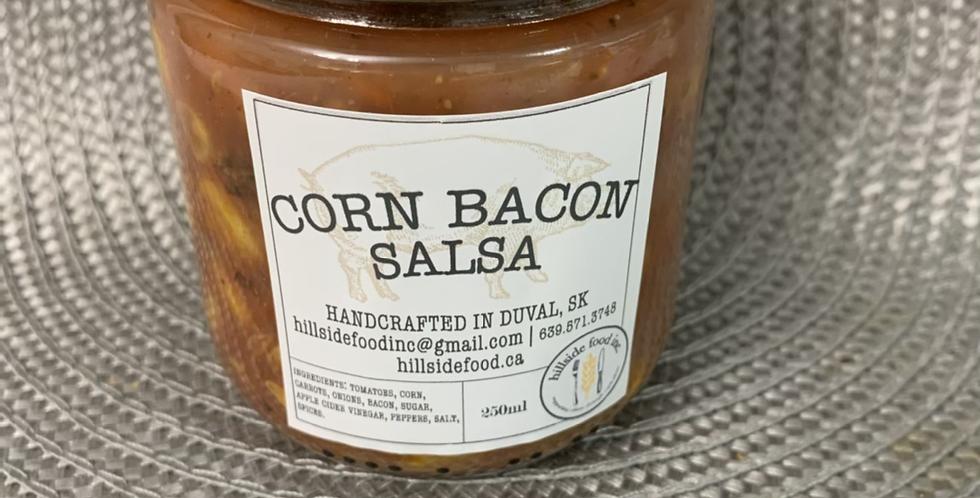 Corn Bacon Salsa