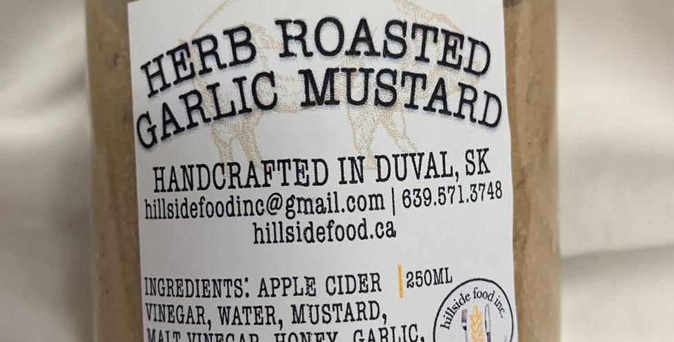 Herb Roasted Garlic Mustard