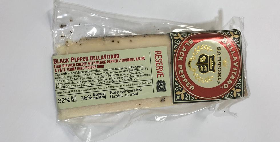 Bellavitano Black Pepper