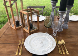Assortment of Tabletop Accessories