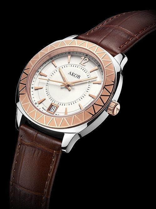 Akor Women's  Swiss Made Watch