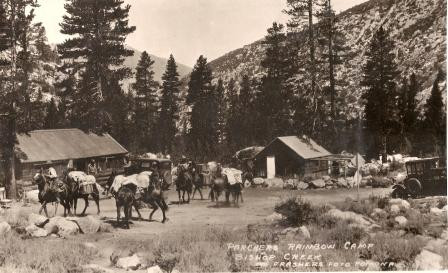 Parchers Camp 1930's