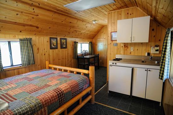 Cabin 2 Interior View 1