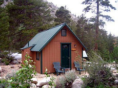 Parchers Resort Cabin 2 exterior