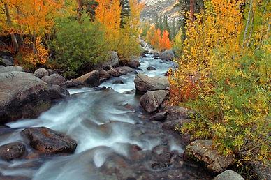 South Fork Bishop Creek Fall