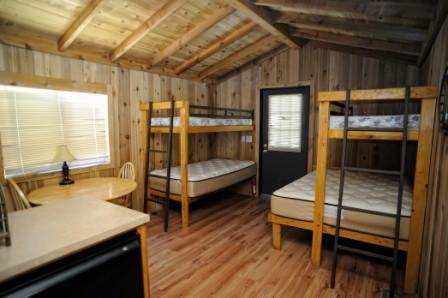 Cabin 3 interior 2
